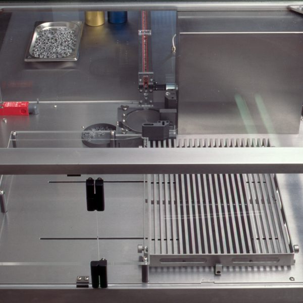 Vial tester production tester