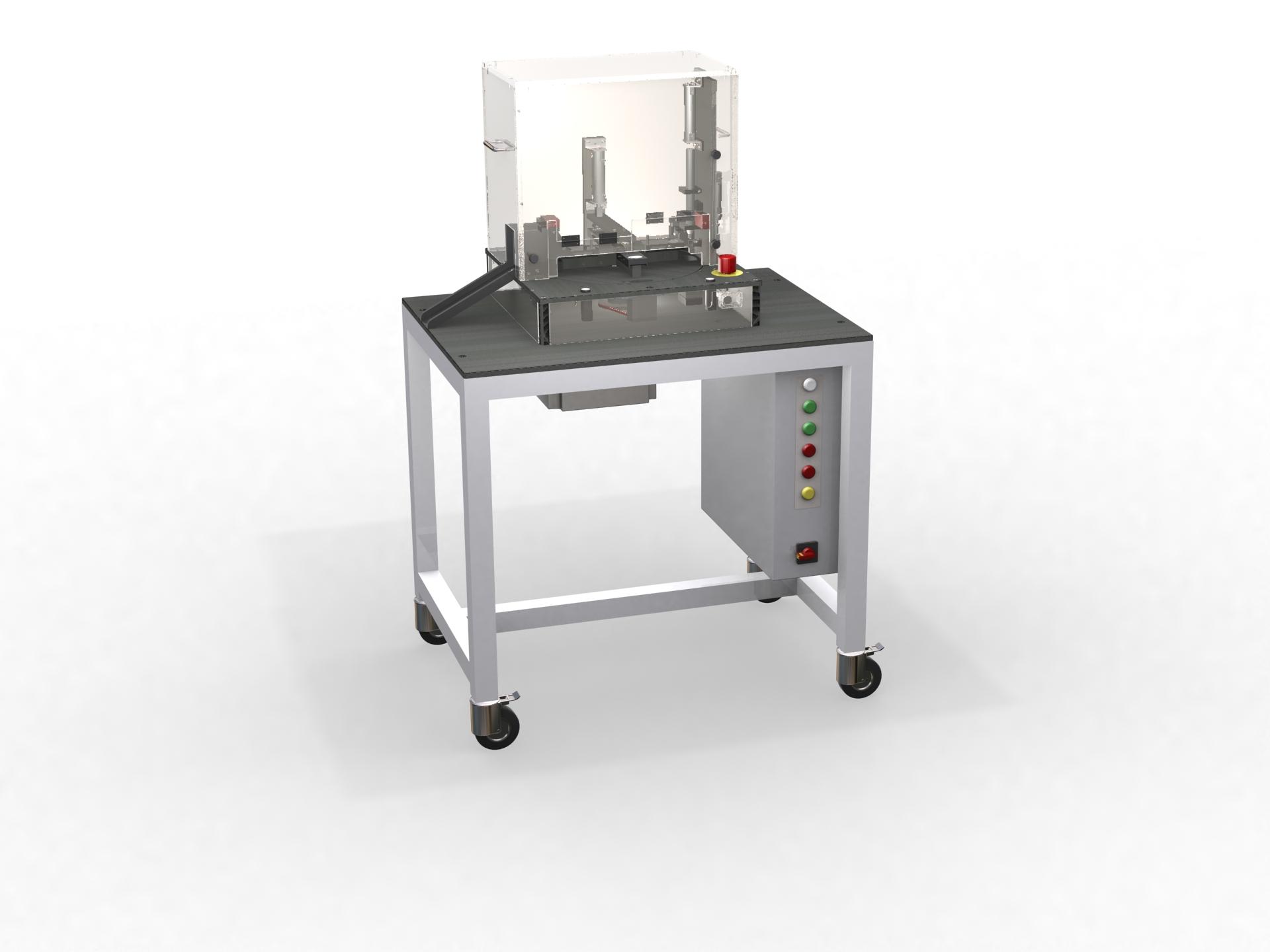 Veramyst / Avamys intranasal assembly machine