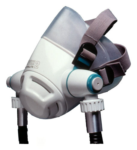 Gas Therapy Mask