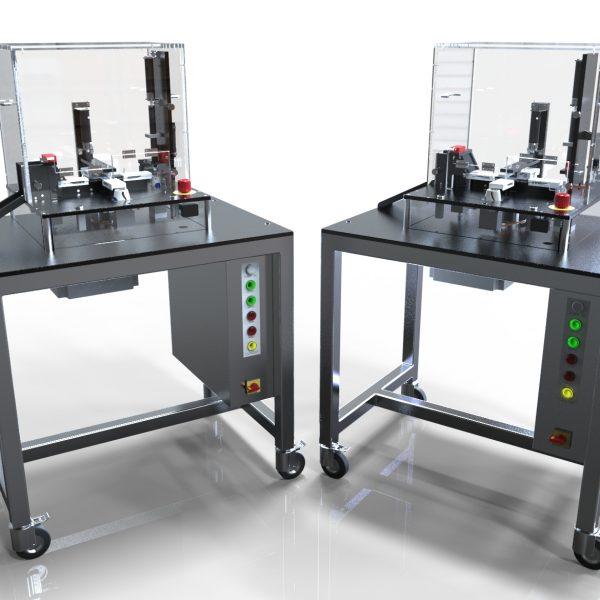 Veramyst / Avamys nasal inhaler assembly machine